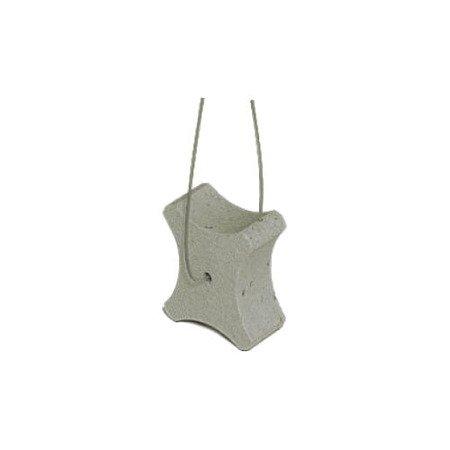 Dystans betonowy z drutem - kość - 35/40/50 mm - 250 sztuk